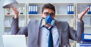 7 دلیل بوی نامطبوع کولر گازی