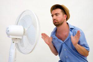 چرا زمانیکه تهویه مطبوع کار میکند خانه همچنان گرم است؟