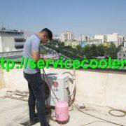 تعمیر کولر گازی در منطقه 20 تهران